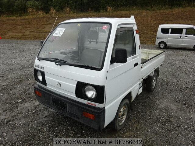SUZUKI / Carry Truck (M-DB41T)
