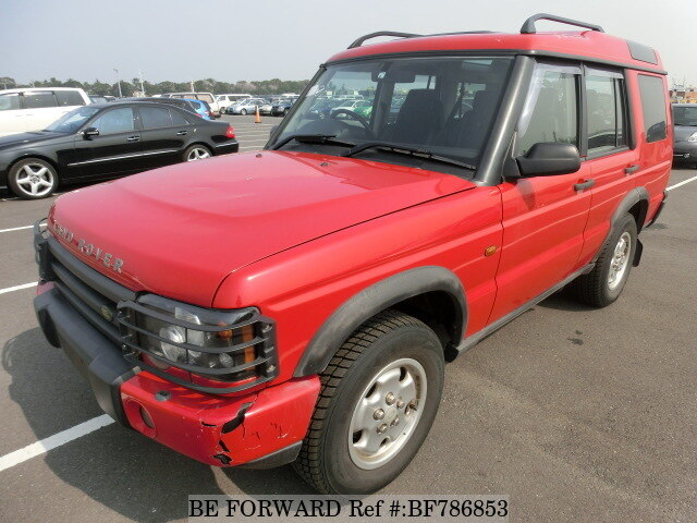 LAND ROVER / Discovery (GH-LT94A)