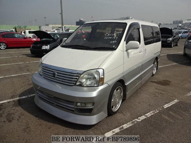 TOYOTA / Regius Wagon