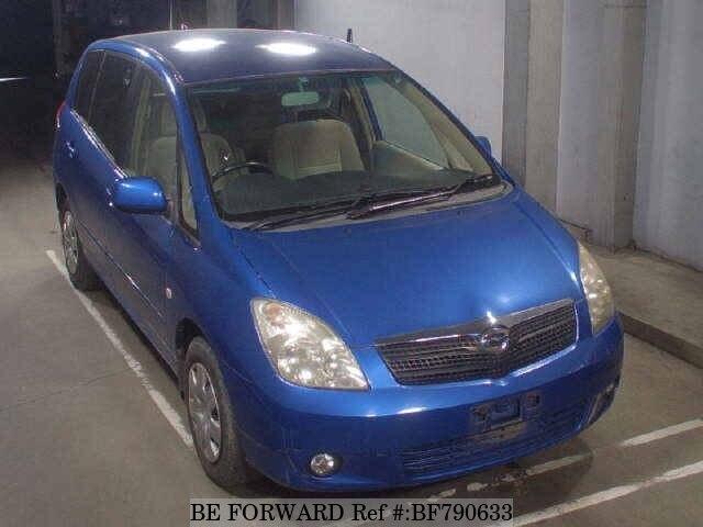 TOYOTA / Corolla Spacio (TA-ZZE122N)