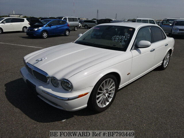 JAGUAR / XJ Series (CBA-J71VB)