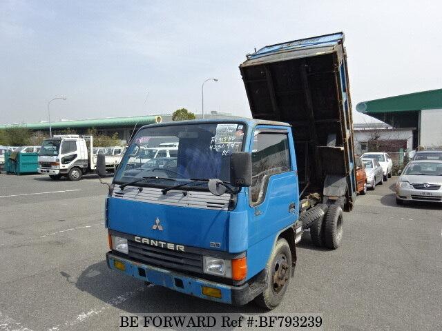 MITSUBISHI / Canter (P-FE315BD)