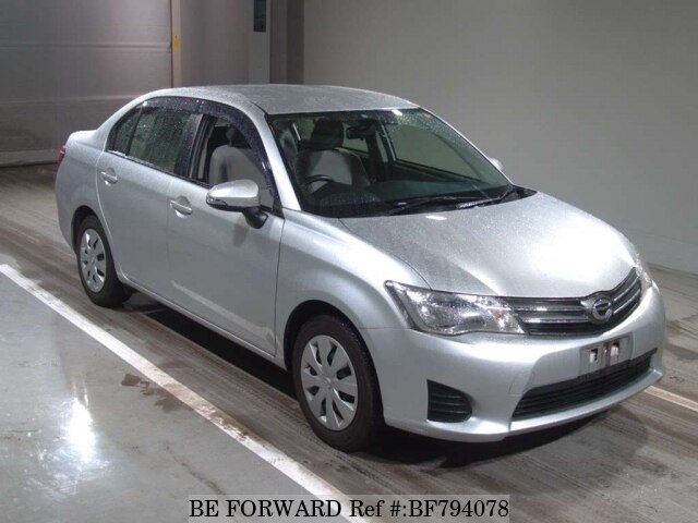 TOYOTA / Corolla Axio (DBA-NZE161)