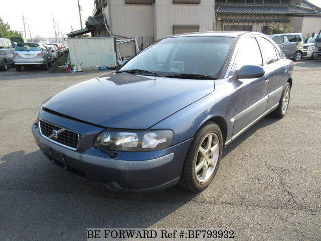 VOLVO / S60 (GH-RB5244)