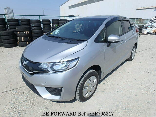 HONDA / Fit (DBA-GK4)