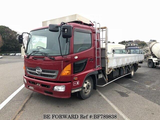 HINO / Ranger (ADG-FD7JLWA)