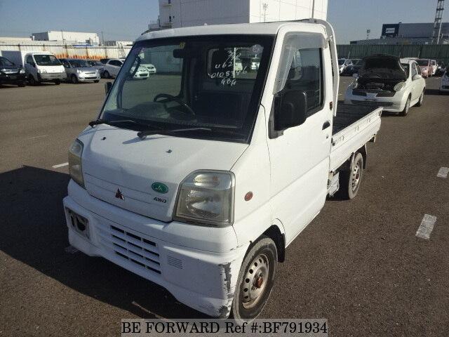 MITSUBISHI / Minicab Truck (GD-U62T)