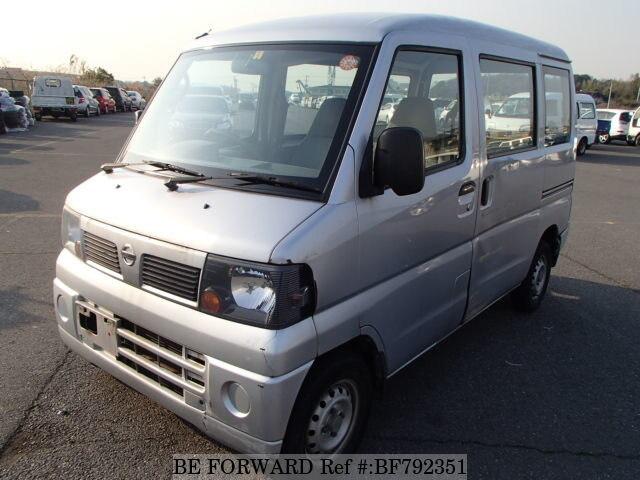 NISSAN / Clipper Van (GBD-U71V)