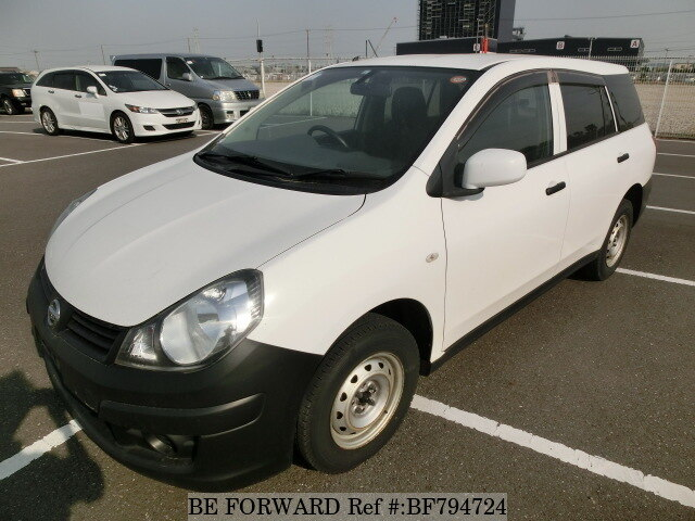 NISSAN Ad Van for SALE! (Used 2012 Year Model) (-km) (BF808386 ...