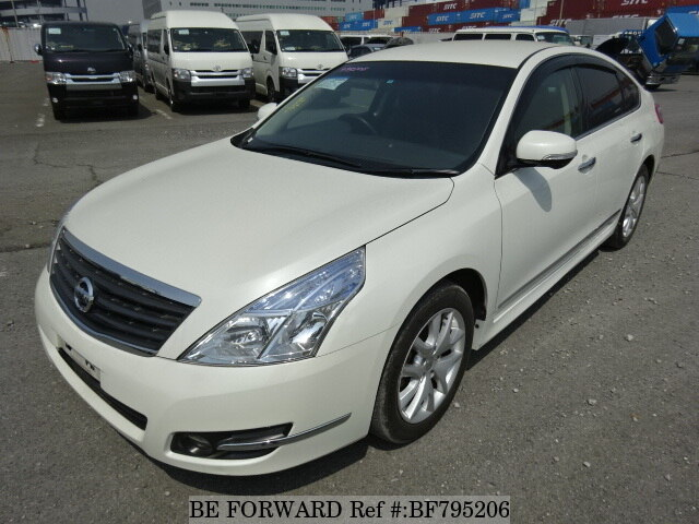 NISSAN Teana for SALE! (Used 2013 Year Model) (-km) (BF795206 ...