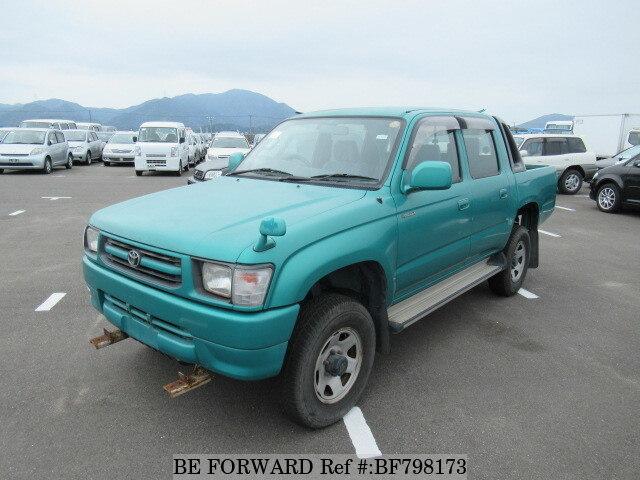 TOYOTA / Hilux Sports Pickup (KB-LN165)