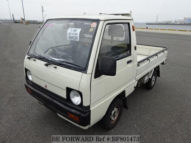 MITSUBISHI / Minicab Truck (M-U14T)