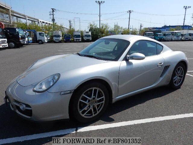 Porsche / Cayman (ABA-98720)