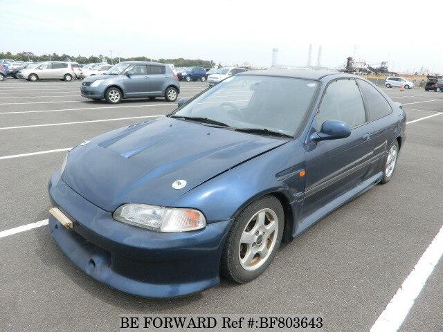 HONDA / Civic Coupe (E-EJ1)