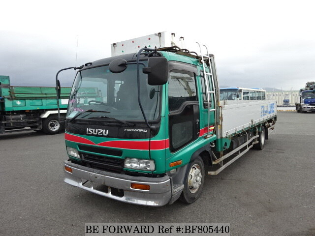 ISUZU / Forward (KK-FRR34L4)