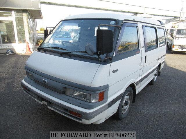 MAZDA / Bongo Wagon (Y-SSF8W)