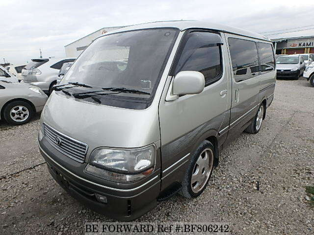 TOYOTA / Hiace Wagon (KD-KZH100G)