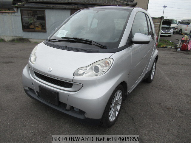 Smart / ForTwo (CBA-451331)