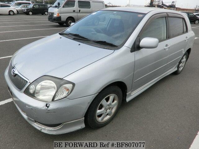 TOYOTA / Corolla Runx (TA-NZE121)