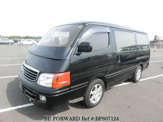 TOYOTA / Hiace Wagon (E-RZH101G)