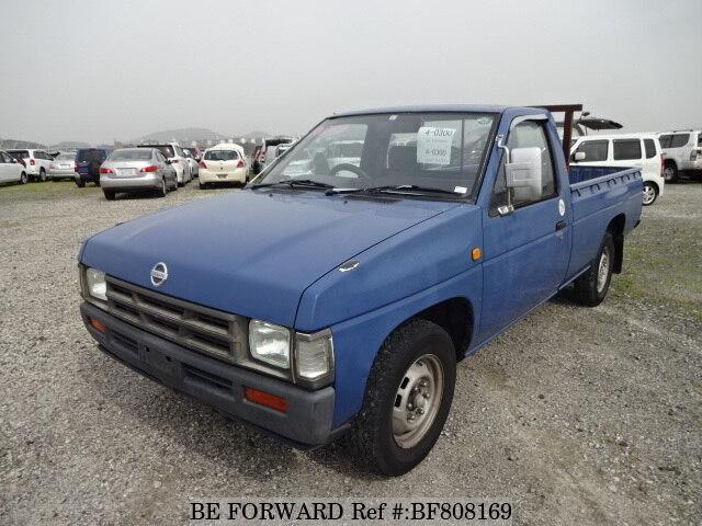 NISSAN / Datsun Truck (T-GD21)