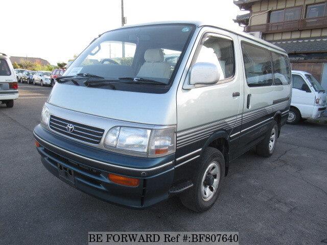 TOYOTA / Hiace Wagon (KD-KZH106G)