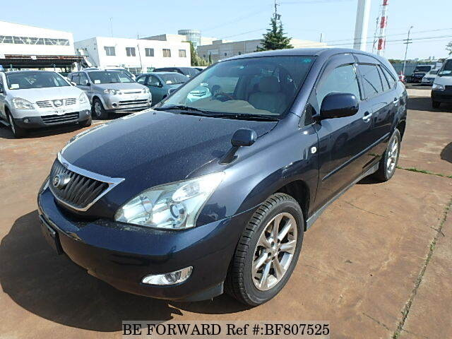 TOYOTA / Harrier (DBA-GSU31W)