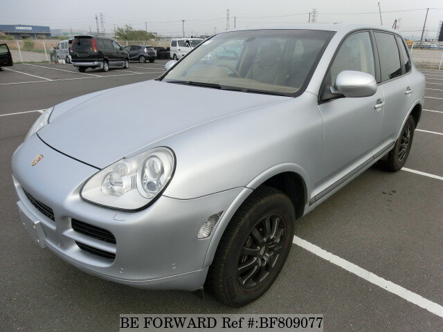 Porsche / Cayenne (GH-9PABFD)