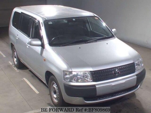 TOYOTA / Probox Van (DBE-NCP50V)