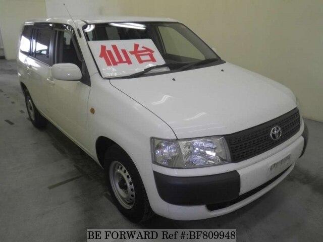 TOYOTA / Probox Van (DBE-NCP55V)