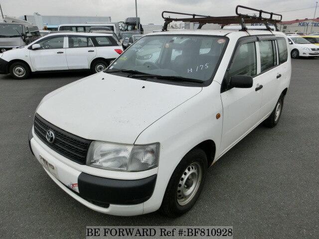 TOYOTA / Probox Van (CBE-NCP50V)