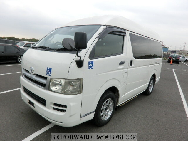 TOYOTA / Regiusace Van (KR-KDH200K)