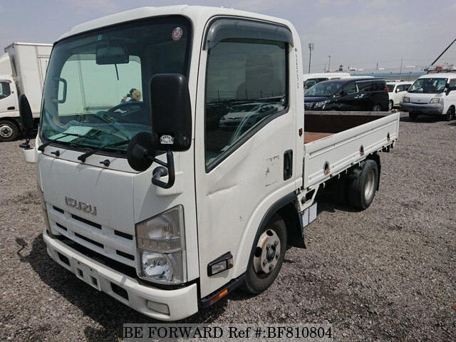 ISUZU / Elf Truck (BKG-NLR85AN)