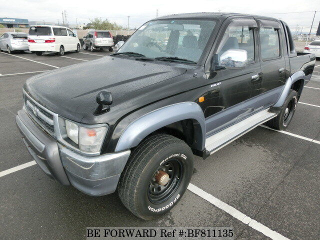 TOYOTA / Hilux Sports Pickup (GC-RZN169H)