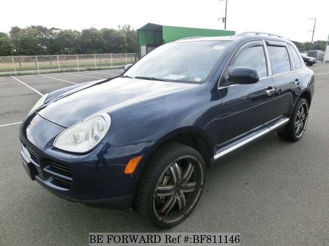 Porsche / Cayenne (-9PA00A-)