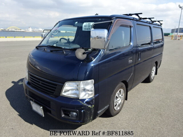 NISSAN / Caravan Van (KG-VWE25)