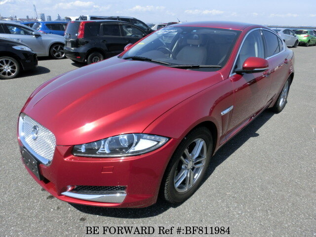 JAGUAR / XF (CBA-J05PC)