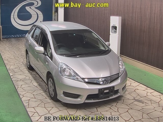 HONDA / Fit Shuttle Hybrid (DAA-GP2)