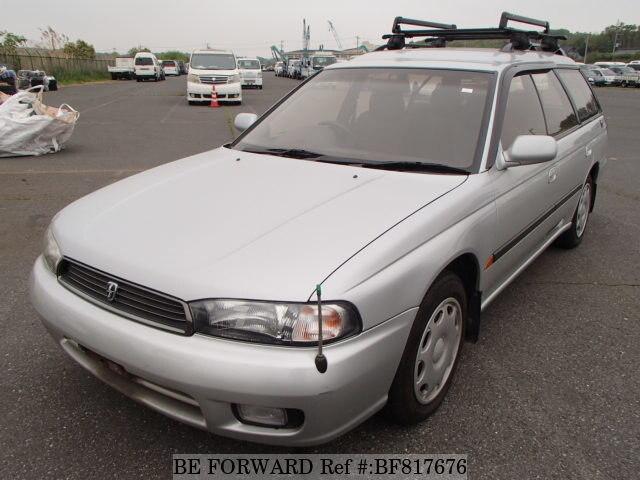 SUBARU / Legacy Touring Wagon (E-BG5)