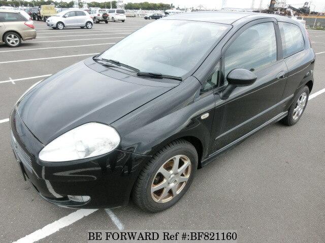 Fiat / Grande Punto (ABA-199141)