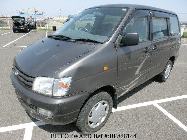DAIHATSU / Delta Wagon (KD-CR50N)