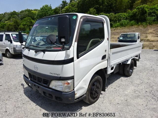 HINO / Dutro (PB-XZU301M)