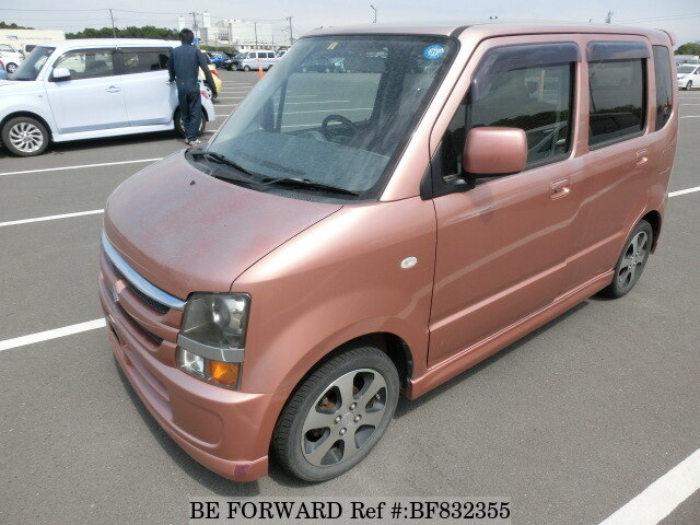 SUZUKI / Wagon R
