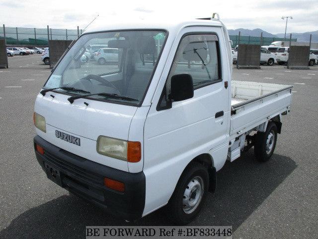 SUZUKI / Carry Truck (V-DD51T)