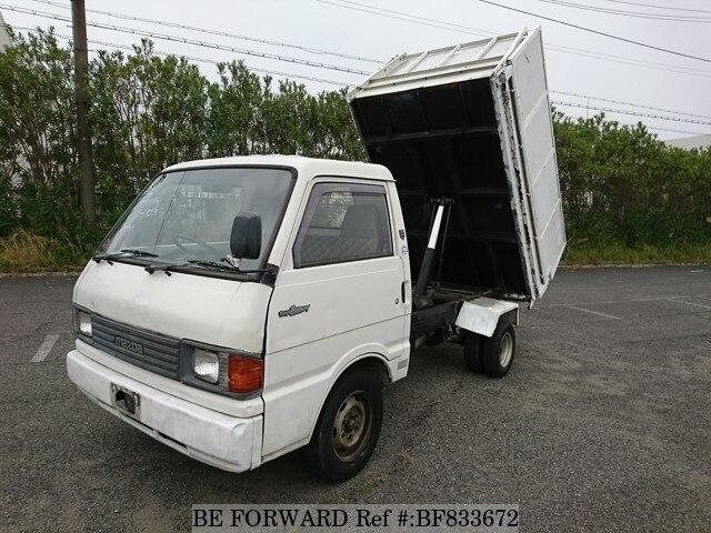 MAZDA / Bongo Brawny Truck (GA-SD89T)