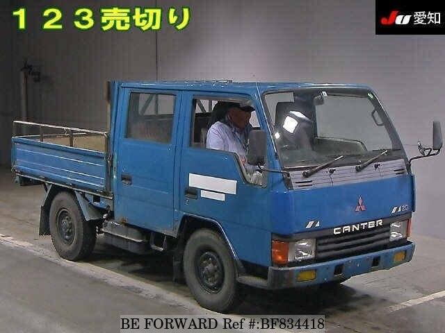 MITSUBISHI / Canter (N-FE300B)