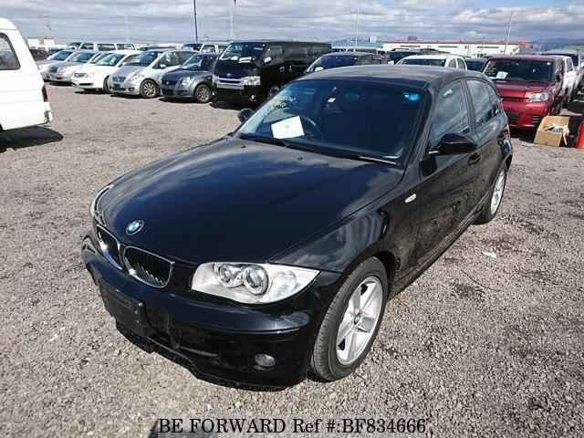BMW / 1 Series (GH-UF20)