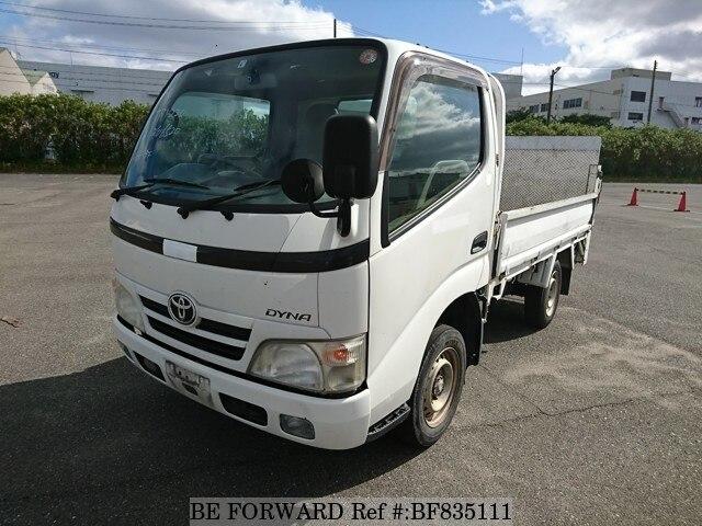 TOYOTA / Dyna Truck (ABF-TRY220)