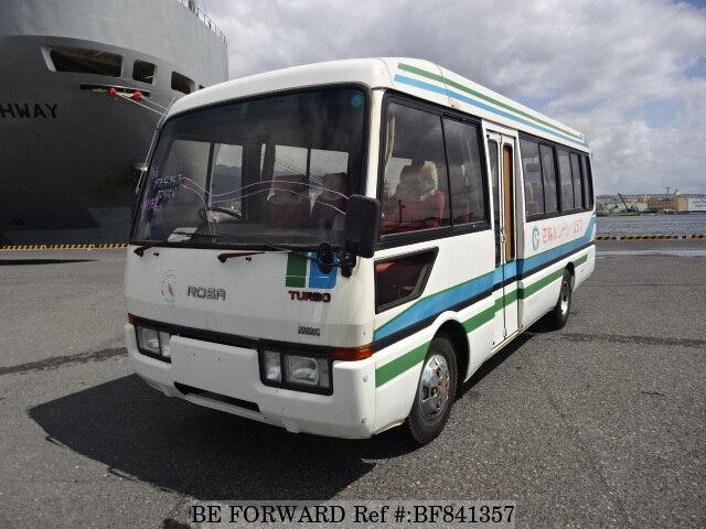 MITSUBISHI / Rosa (P-BE434F)