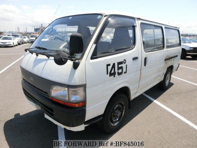 TOYOTA / Hiace Van (U-LH119V)